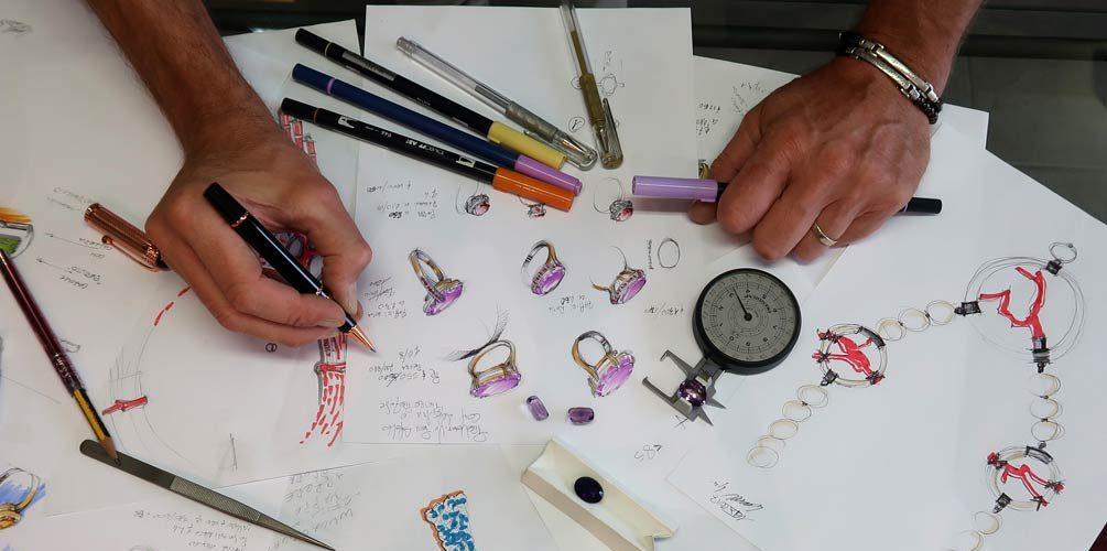 chi sono – creazione gioielli manuale
